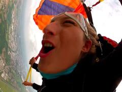 Saut en parachute Rhone, Loire, Allier
