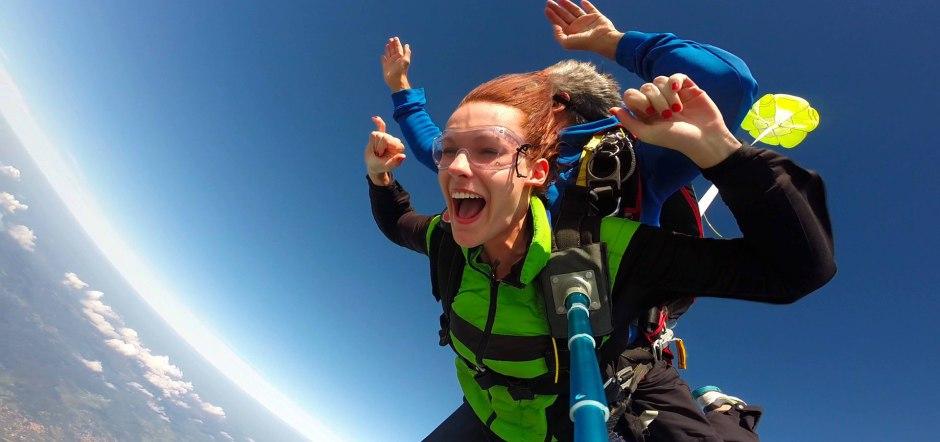 saut en parachute saint etienne